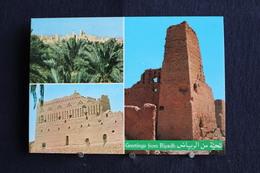 I - 20 /  Asie - Arabie Saoudite, Greetings From Riyadh / Circule1987 - Arabie Saoudite