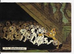 CPSM Les Dalmatiens - Disney