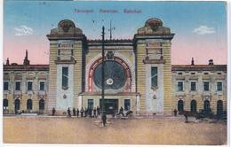 Ukraine,Tarnopol Ternopil, Dworzec Bahnhof Station Rail Railroad Railway - Oekraïne