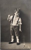 (380) Vive Marie - Jongen Met Korte Broek En Bretellen Wijst Naar Iets Dat Brandt - 1913 - Fête Des Mères