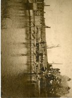 Installation Du Barrage  De Valleville Sur La Risle  LOUIS SALENTEY  Et  FILS - Places