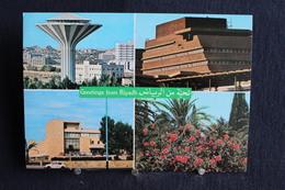 I - 22 /  Asie - Arabie Saoudite, Greetings From Saudi Arabia -  تحية من المملكة العربية السعودية  / Circule - Arabie Saoudite