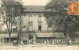 RETHEL L'hotel Moderne Place De La Gare - Rethel
