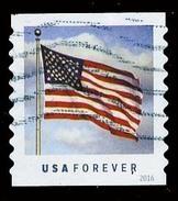 Etats-Unis / United States (Scott No.5053 - Drapeau / Flag) (o) Coil Perf 9,5 - United States