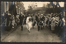 Postcard / CPA / ROYALTY / Belgique / België / Reine Elisabeth / Koningin Elisabeth / Gembloux / 1925 / Baron Ruzette - Gembloux
