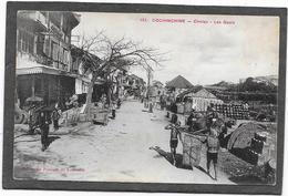 INDOCHINE - COCHINCHINE - CHOLON - Les Quais - Animée - Vietnam