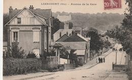 60 Liancourt. Avenue De La Gare - Liancourt