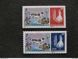 Nouvelle-Calédonie: TB Paire N° 1206 Et 1207 , Neufs XX . - Nuevos