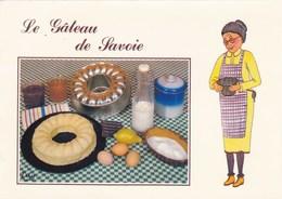 Recette - Le Gâteau De Savoie - Cuisine - Plats Régionaux - Recipes (cooking)