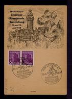 Dogs Chiens Deutsche Post 1948 Sp5960 - Dogs