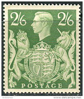 Great Britain 1942. Michel #228 MNH/Luxe. KGVI (Ts04) - 1902-1951 (Könige)