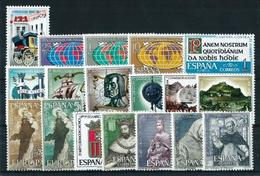 España Nº 1508/25 Nuevo Cat.5,55€ - 1931-Hoy: 2ª República - ... Juan Carlos I