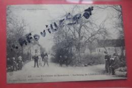 Cp Beaulieu Le Bourg De Liourdres Animé N 89 - France