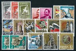 España Nº 1348/64 Nuevo Cat.12,10€ - 1931-Hoy: 2ª República - ... Juan Carlos I
