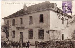 ATTIGNAT-ONCIN - La Mairie - Les Ecoles  (114855) - France
