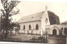 CPSM Beeding The Convert Chapel & Porch - The Towers - Autres