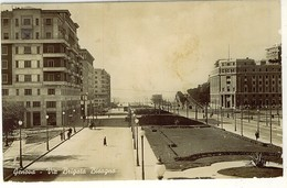 GENOVA VIA BRIGATA BISAGNO - Genova