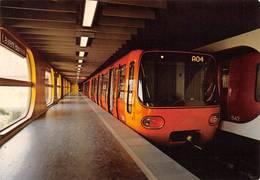 Lyon Villeurbanne Métro Station Laurent Bonnevay - Villeurbanne
