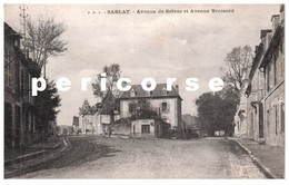 24  Sarlat  L'octroi Avenue De Selve Et Brossard - Sarlat La Caneda