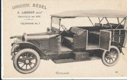 AN 430 / C P  A  TROUVILLE (14)  CARROSSERIE BEDEL   LA NORMANDE - Other