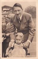 Allemagne : III Reich :   Hitler Avec Enfant - Allemagne