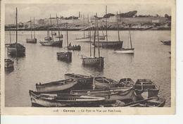 Gavres Le Port Et Vue Sur Port Louis - France