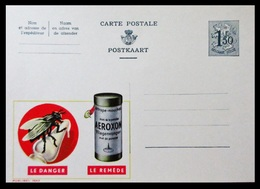 BELGIQUE ENTIER CP PUBLIBEL N° 1642. AEROXON .    . NEUF - Stamped Stationery