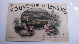 Carte Postale ( V6 ) Ancienne De Langres , Souvenir - Langres