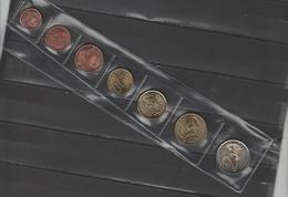 ANDORRA EUROS 7 MONEDAS NO  CIRCULADAS DEL AÑO 2018 La De 1,00€ No Exsiste Suelta.. - Andorra