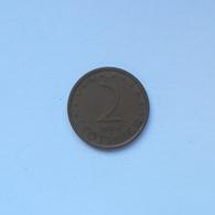 2 Stotinki Münze Aus Bulgarien Von 2000 (sehr Schön) - Bulgarien