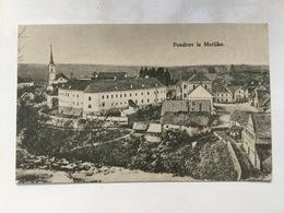 AK  SLOVENIA   METLIKA   1923. - Slowenien
