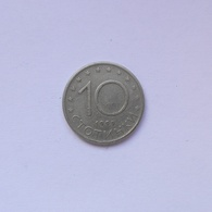 10 Stotinki Münze Aus Bulgarien Von 1999 (sehr Schön) IV - Bulgarien