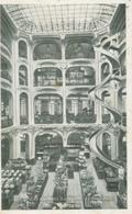 Paris 1907; Les Galeries Lafayette. Le Petit Hall - Voyagé. (éditeur?) - France