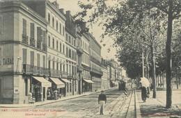 """/ CPA FRANCE 31 """"Toulouse, Les Allées Lafayette"""" / Ed. LABOUCHE - Toulouse"""