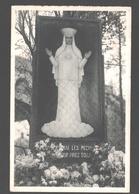 Beauraing - Le Tableau Provisoire Mis Sous L'Aubépine Des Apparitions - 1946 - Beauraing