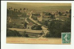 52 - Haute Marne - Froncles - Vue Panoramique - Toilée Couleurs - Réf.vvl - France