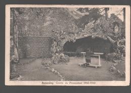 Beauraing - Grotte Du Pensionnat - 1932-1933 - Beauraing