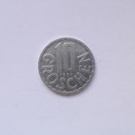 10 Groschen Münze Aus Österreich Von 1990 (sehr Schön) - Oesterreich