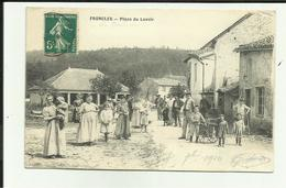 52 - Haute Marne -  Froncles - Place Du Lavoir  - Animée - Enfants Beau Plan  -Réf.vvl - Autres Communes