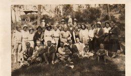 83 LA SEYNE SUR MER CARTE PHOTO LE MAI LUNDI DE PENTECOTE 16 MAI 1932 BELLE ANIMATION - La Seyne-sur-Mer