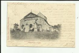 52 - Haute Marne -  Noncourt - L'église   -Réf.vvl - Francia