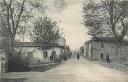 CPA 31 Haute Garonne PLAISANCE DU TOUCH ROUTE DE FROUZINS Non Circulée - Francia