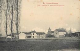 CPA 31 Haute Garonne Village De Martres De Rivière - Otros Municipios