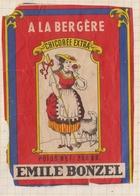 9AL1732 ETIQUETTE CHICOREE EMILE BONZEL A LA BEGERE - Labels