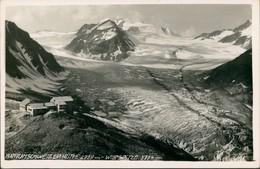 Ansichtskarte Mittelberg Blick Auf Die Braunschweiger Hütte 1928 - Österreich