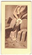 ALMANACH RELIGIEUX CALENDRIER ANNEE 1940 PRO NOBIS JOSEPH COEUR IMAGE PIEUSE RELIGIEUSE HOLY CARD SANTINI HEILIG PRENTJE - Tamaño Pequeño : 1901-20