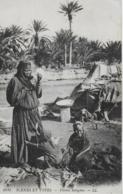 AK 0287  Scenes Et Types - Fileuse Indigéne Um 1910-20 - Afrika