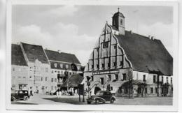 AK 0288  Grimma - Rathaus Und Marktplatz / Ostalgie , DDR Um 1955 - Grimma