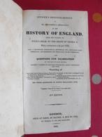 History Of England. Goldsmith's Abridgement. Pinnock's Improved Edition 1835 - Libros Antiguos Y De Colección
