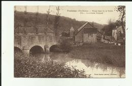52 - Haute Marne - Poulangy - Vieux Pont De La Traire - Coutellerie Bernard - Réf.vvl - Autres Communes